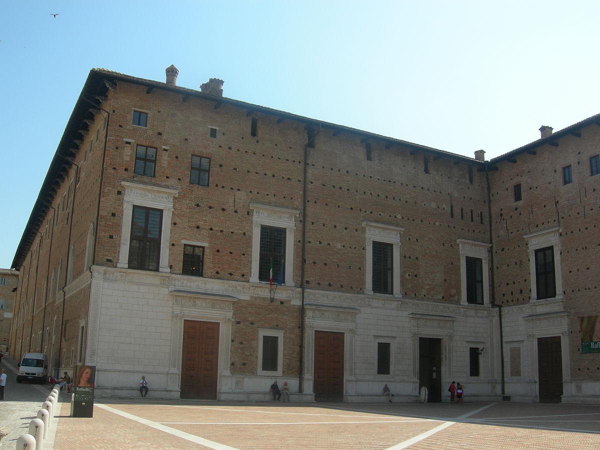 urbino_ducale_ingresso_palazzo_ducale
