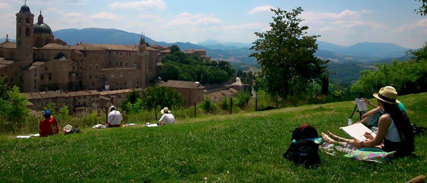 Visite Gruppi Scolastici Urbino Ducale