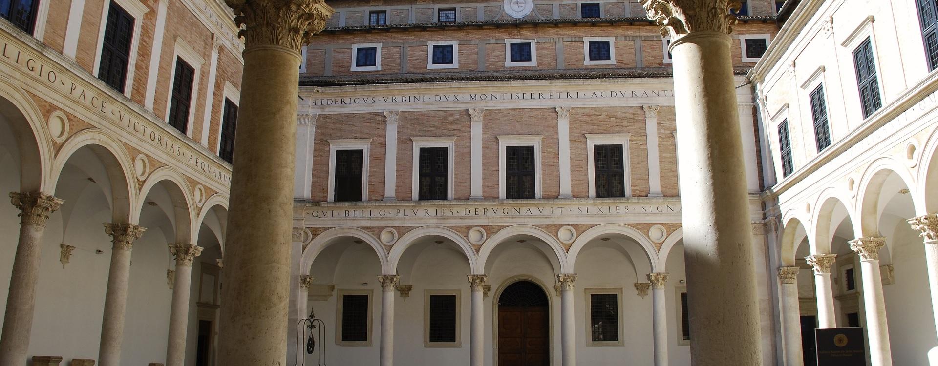 Galleria Nazionale delle Marche Urbino Ducale