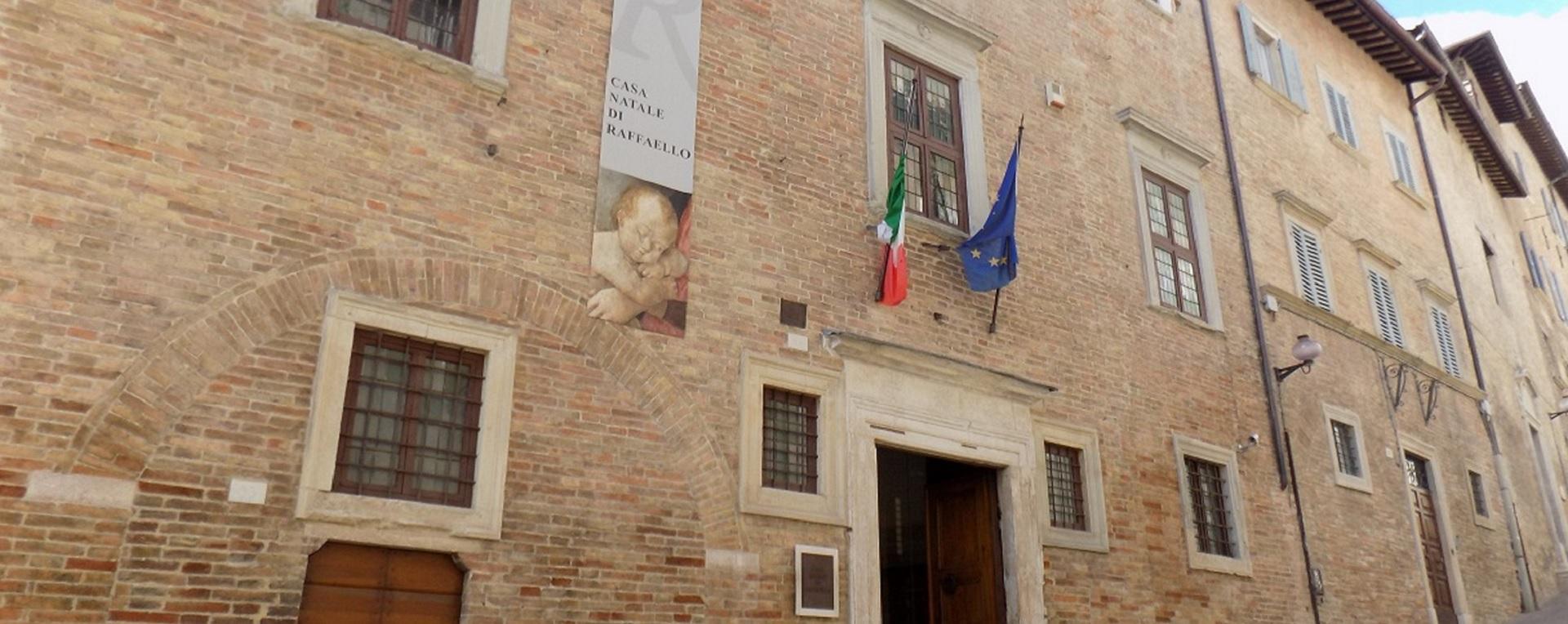 Casa Raffaello Urbino Ducale