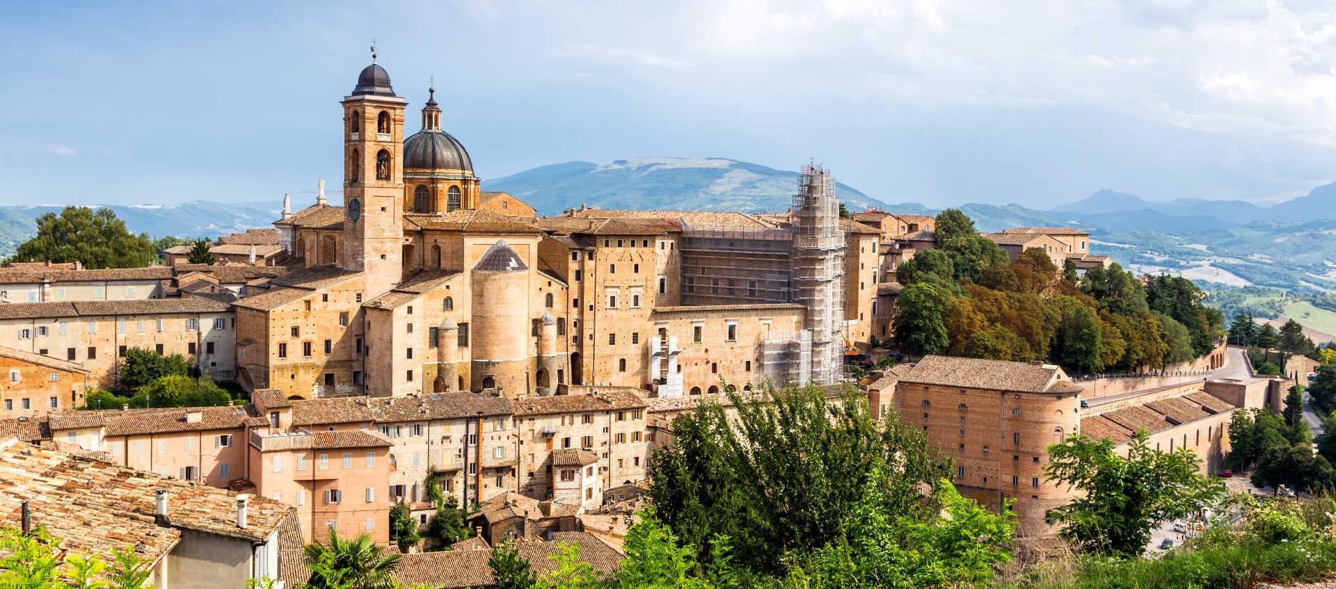 Centro Città Urbino Ducale